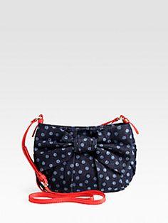 38ffd9c0f331 RED Valentino - Denim Polka Dot Crossbody. Kristi Aguilar · Lots of Dots    Bags