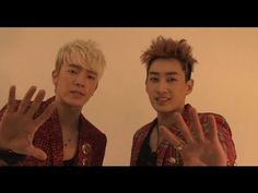 SUPER JUNIOR DONGHAE and Eunhyuk / 「I WANNA DANCE」Comment_130423