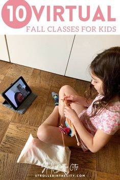 Fun Classes For The Kids To Take This Fall | Stroller in the City Fun Easy Crafts, Crafts For Kids To Make, Bonding Activities, Activities For Kids, Parenting Articles, Parenting Hacks, Free Dance Classes, Kids Class, Quotes About Motherhood