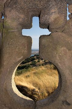 Looking Through Cross Eyes Alentejo Portugal