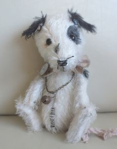 """Amos"" the Jack Russell Terrier. By Ragtail n Tickle."