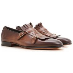 Santoni Shoes from the Latest Collection. Made in Italy, Santoni Men's Shoes are a new symbol of quality and design.