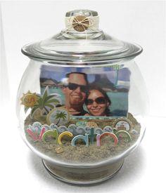 CHA Winter 2013 - Memory Jar designed for Bella Blvd. by jennifer edwardson