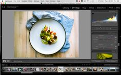 edit the highlights and shadows in lightroom