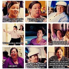 Bridesmaids. Love Melissa McCarthy