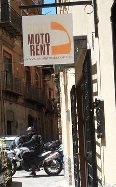 Sicily Moto Rent nel Palermo, Sicilia Motorbike Rental Via Pola 21 Palermo - Italy
