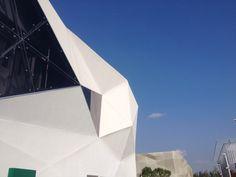 Milan - EXPO 2015 - Etihad and Alitalia Pavilion