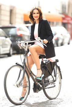 estilo en bicicleta                                                                                                                                                                                 Más