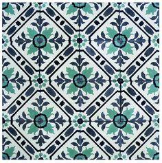 Encaustic Cement Tile - Toscana : Aguayo | Great Britain Tile