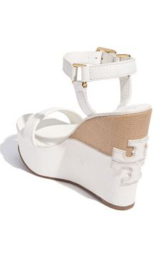 Tory Burch wedges!!!!!