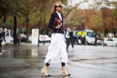 Sie ist Model, zweifache Mutter, Instagram-Star und seit Jahren eine fixe Größe unter den internationalen Street-Style-Ikonen. Wir haben Candela Novembre ein paar Fragen zu Mode und Stil gestellt