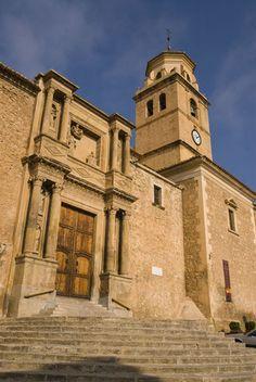 Sta. María de la Asunción. Hellin. Albacete. Spain