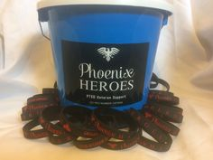 To make a donation and receive one of our Phoenix Heroes wristbands please visit us @ www.phoenixheroes.co.uk