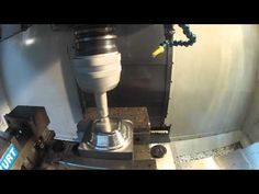 Machining a 3D Part in a Haas VF-0 CNC Vertical Machining Center