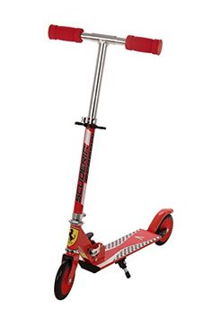 Ferrari Kids 2 Wheels Scooter Red *** Check this awesome product by going to the link at the image.