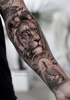 50 eye-catching lion tattoos that make you fancy ink - cool lion tattoo . - 50 eye-catching lion tattoos that make you fancy ink – cool lion tattoo © tattooist Lion Tattoo Sleeves, Best Sleeve Tattoos, Top Tattoos, Tattoo Sleeve Designs, Arm Tattoos For Guys, Tattoo Designs Men, Lion Sleeve, Animal Sleeve Tattoo, Man Sleeve Tattoo Ideas