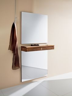 Built-in wardrobes   Hallway   cubus entry hall   TEAM 7. Check it out on Architonic