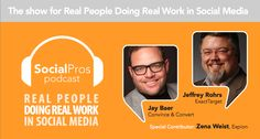 A big Thank You to +Jay Baer Jeffrey Rohrs & Zena Weist for having us as guest this week on #SocialPros Podcast.  We has a great time.  Hear what we have to say about building the brand +Happy Bitch Wines