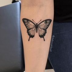 Butterfly Tattoos For Women, Dragon Tattoo For Women, Tiny Tattoos For Girls, Arm Tattoos For Women, Little Tattoos, Tattoos For Guys, Dainty Tattoos, Dope Tattoos, Forearm Tattoos