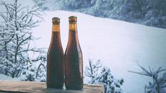 Bestel nu je winterbierpakket Beer Tasting, Champagne, Drinks, Bottle, Winter, Decor, Ale, Drinking, Winter Time