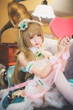 Love Live! 南小鸟 cosplay | 半次元-第一中文COS绘画小说社区