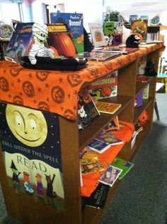 Halloween Books-Fall 2012