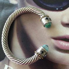 silver bangle Jewelry Bracelets
