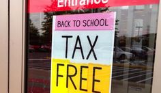 Will Massachusetts Have A Tax Holiday In August? Get Tax Exempt Merchandise In These New England States