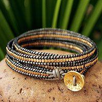 wrap bracelets for days on the beach