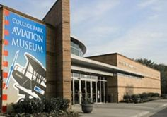 College Park Aviation Museum DON'T OVERWRITE