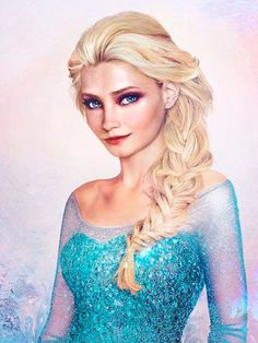 An artist drew Disney princesses in real life and they are unsurprisingly beautiful  - Cosmopolitan.co.uk