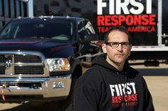 Tad Agoglia, founder of First Response Team of America