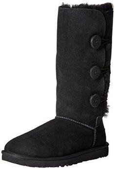 UGG W Fitchie black, Größen:40 - Sandalen für frauen (*Partner-Link) | Sandalen für Frauen | Pinterest | Confidence, eBay and Black