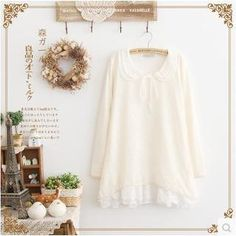 Buy 'Forest Girl – Long-Sleeved Collared Blouse' with Free International Shipping at YesStyle.com. Browse and shop for thousands of Asian fashion items from China and more!