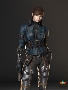 This HD wallpaper is about female videogame character digital wallpaper, CrossFire, PC gaming, Original wallpaper dimensions is file size is Female Character Concept, Game Character, Zbrush, Science Fiction, Chica Fantasy, Female Armor, Female Knight, Cyberpunk Character, Cyberpunk Art