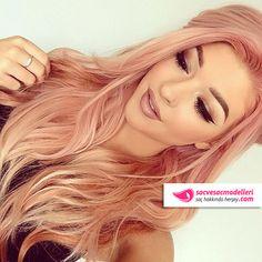 rose gol saç rengi (3)