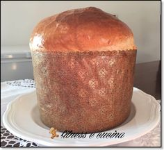 Panettone gastronomico by Poliandri Francesco