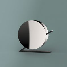 Cantili is a tape dispenser with a pared- down, sculptural form abstracted from the everyday tape dispenser. Consisting of a pair of concave circles and a cantilever, its simple and light design is stable enough to be used with single hand.