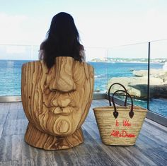 """Custom embroidered """"It Was All A Dream"""" Poolside Bags Straw Beach Tote in Anguilla"""