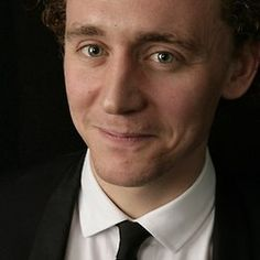 Tom Hiddleston that smile makes me feel giddy inside. :-)