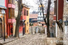 Plovdiv, The Old City, Bulgaria  - Andrey Andreev Photography