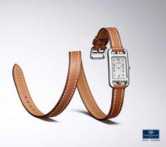 #TiempoPeyrelongue #Nantucket TPM Hermès De acero o de oro rosa engastado, se combina con correas sencillas o de doble vuelta que, con su colorido, aportan el toque final a una elegancia indiscutible. / #watchoftheday / #watchmania / #reloj / #dailywatch / #watchfam / #watchnerd / #horology / #watchgeek / #watchaddict / #luxury / #watchcollector / #timepiece