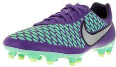 quality design c5af9 5fff1 Nike Men s Magista Onda Fg Hyper Grape Metallic Silver Purple Dynst Soccer  Cleat 10.5 Men US