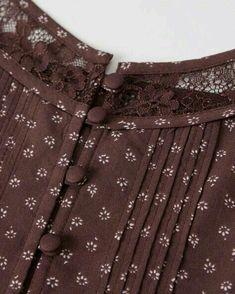 Kurtis neck designs for your stylish look – Simple Craft Ideas Salwar Designs, Kurta Designs Women, Kurti Designs Party Wear, Neck Designs For Suits, Sleeves Designs For Dresses, Neckline Designs, Dress Neck Designs, Blouse Designs, Stylish Dresses For Girls