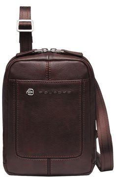 583ad713ed 8 fantastiche immagini su borse porta pc   Blue square, Calf leather ...