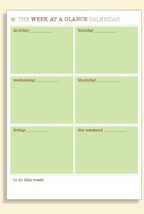 Weekly task list chore calendar | DIY projects | Pinterest | Chore ...