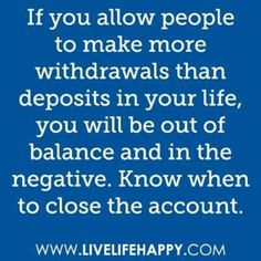 All about them. Some are takers rather than givers...and they will take no matter what it cost you.