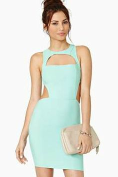 Cool Crescent Dress on shopstyle.com