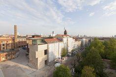 Tchoban Foundation – Museum for Architectural Drawing / SPEECH Tchoban & Kuznetsov