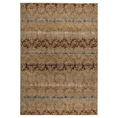 Rizzy Home Carrington Double Pointed Area Rug 5 Ft. 3 In. X 7 Ft. 7 In. Ivory Model CGCCG484800045377, Beige